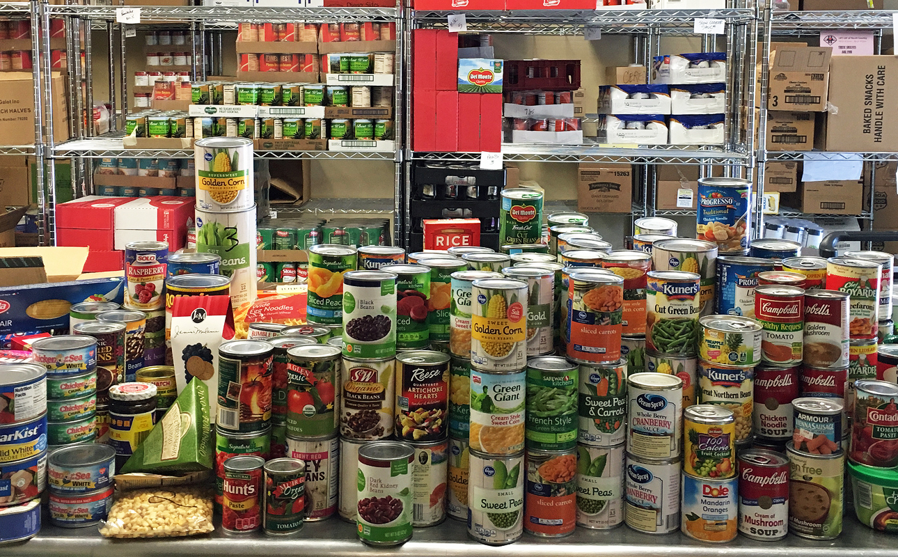 Food Bank: A Call For Discussion On Poverty – Better Aid